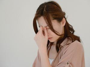 大津市で猫背・めまい・頭痛でお悩みの女性