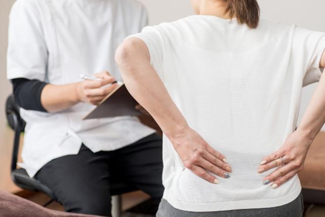 腰痛の相談